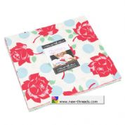 "Cheeky  - Layer Cake by Urban Chiks for Moda Fabrics - 42 x 10"" Fabric Squares"